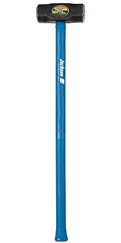 JACKSON PROFESSIONAL TOOLS 1199800 J-450 16 Pound Sledge 36 in. Fiberglass Handle, 16-Pound Hammer