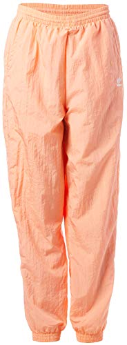 adidas Originals Women's Large Logo Track Pant Chalk Coral/Semi Coral XX-Small