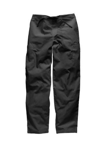 Dickies Workwear Medical Bundhose 2XL mit Kordelzug Schlupfhose Damen und Herren Schwarz