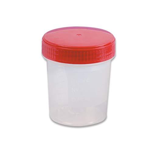 Gima 25958 Contenitore Urine, 120 ml, Bulk, Confezione da 300