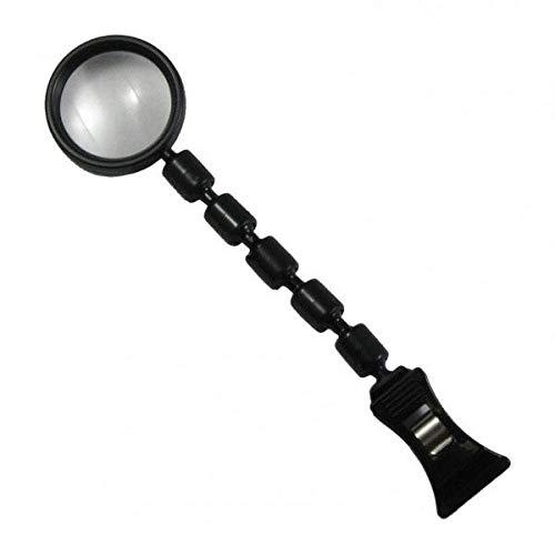 MIZAR(ミザールテック) ルーペ クリップルーペ 4.5倍 ブラック KL-30