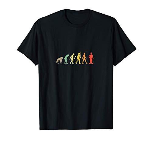 Divertido Comediante Evolucin Regalo Disfraz De Clown Camiseta