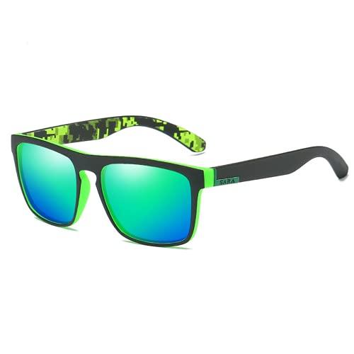 Gafas de sol polarizadas Las pequeñas gafas de sol de la tinta deportiva