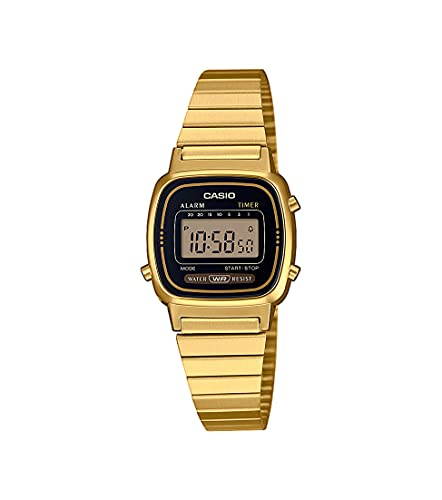 Casio Reloj de Pulsera LA670WE...