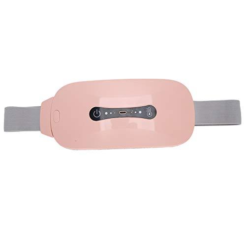 Ruining Dispositivo de Alivio del Dolor Menstrual, Sistema termostático, Almohadilla térmica eléctrica Recargable por vibración, para Mantener Calientes a Las niñas, Las Mujeres, aliviar el Dolor