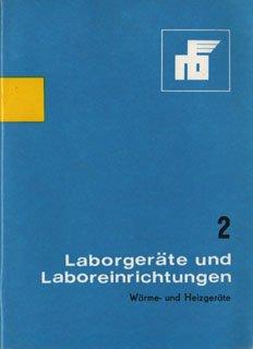 Laborgeräte und Laboreinrichtungen Wärme- und Heizgeräte 2