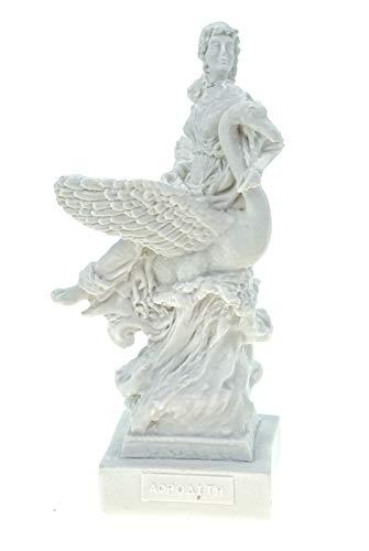 Kremers Schatzkiste Alabaster Aphrodite Figur Skulptur 16 cm weiß Göttin der Liebe