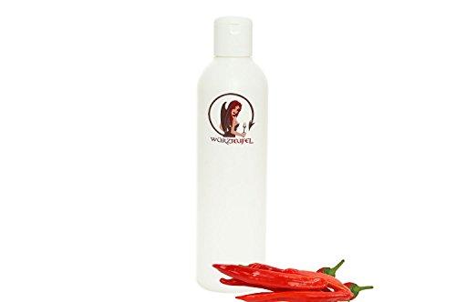 Capsicum Oleoresin, reines, natürliches Chili - Extrakt. Farbreduziert. 1 Million Scoville. (100g.)