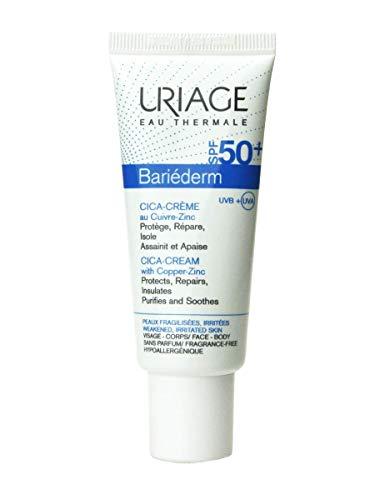 Uriage Uriage Bariederm Cica Cr Spf50 40 Ml 40 ml