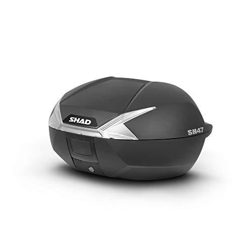 Shad D0B47106 TOP CASE SH47 White Reflector
