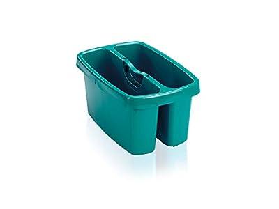 Leifheit Combi-Box Cubo Dos Compartimentos 1052001, Multicolor, Único