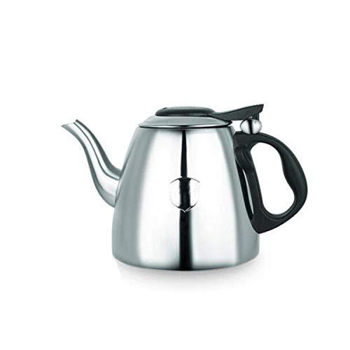 KSW_KKW Bouilloire à sifflet de 1,2 litre, théière, casserole, marmite à contrôle automatique, cuisinière à induction, cuisinière à gaz, théière, casserole, cuisinière à induction, cuisinière à gaz, p