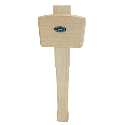 Wood mallet for your husband on your 5th wedding anniversary