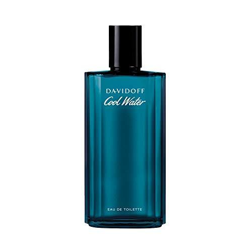DAVIDOFF Cool Water Man Eau de Toilette, aromatisch-frischer Herrenduft