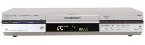 Panasonic DMR-E60S DVD Player/Recorder , Silver