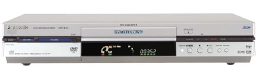 Best Prices! Panasonic DMR-E60S DVD Player/Recorder , Silver