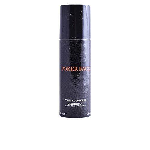 Ted Lapidus Poker Face Deodorant 150 ml
