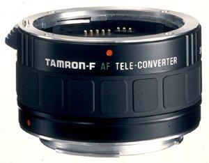 Tamron Autofokus 2X Telekonverter für Canon Mount Lenses (Modell 230FCA)