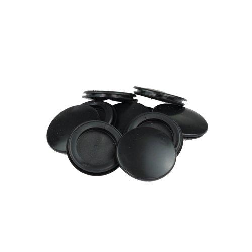 10 Blindstopfen, Karosseriestopfen, Verschlussstopfen, ID: 32,0mm - AD: 35,4 mm