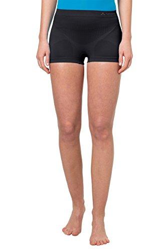 VAUDE Pantalon pour Femme Seamless Light Panty XL Noir