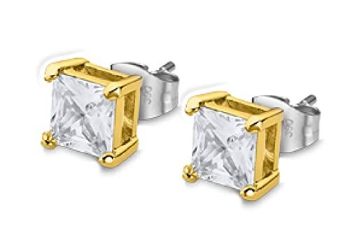 Lotus Style Pendientes modelo LS2166-4/3 de la colección Men's Earrings en acero para caballero