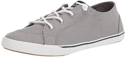 Sperry womens Lounge Ltt Sneaker, Grey, 8.5 US