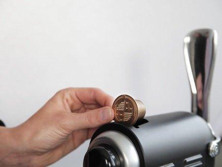 Coffeeduck nachfüllbar für Nespresso Kapseln (3 Stück) für Maschinen vor Mitte 2010, Garten, Rasen, Instandhaltung