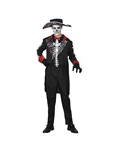 PARTY FIESTA Disfraz Chico Muerte Mejicana Teen Xs