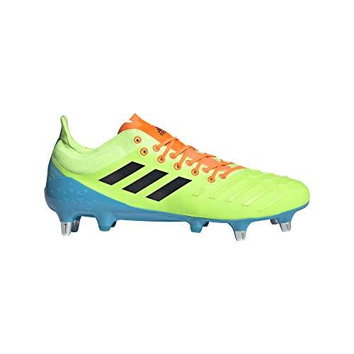 adidas Predator XP (SG) Rugby-Stiefel für Erwachsene, Unisex, Tinley/Narsen/Versen, 39 1/3 EU