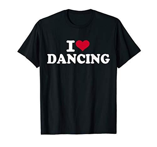 Ich liebe tanzen T-Shirt