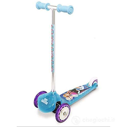 Smoby Monopattino Monopattino tre ruote twist Disney Frozen 2 3 anni 7600750228