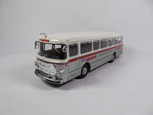 OPO 10 - Pegaso Bus Comet 5061 Seida Iberia 1963 1/43 (Ref: LW06)