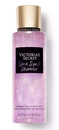 Victoria Secret New! LOVE SPELL Shimmer Fragrance Mist 250ml