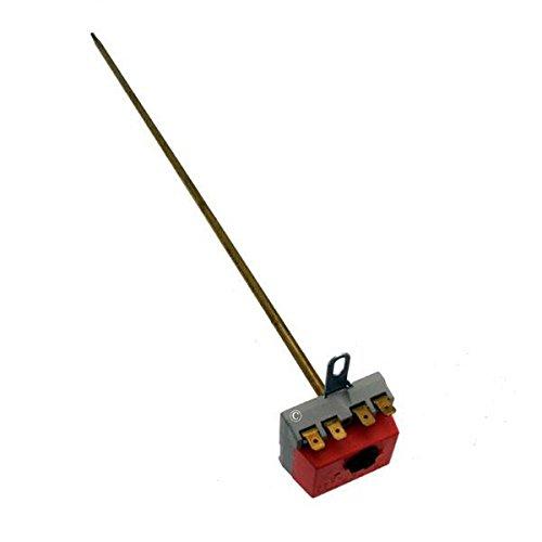 Termostato de 450 mm de diámetro, sonda de 6 mm TUS00227 para calentador de agua Brandt – 283310ACZ