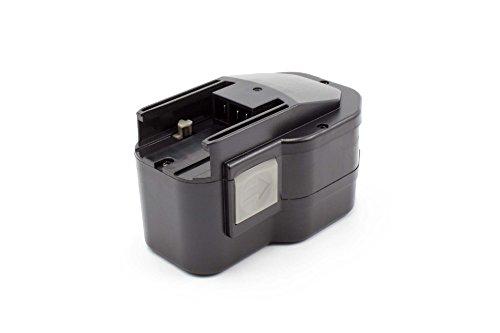 vhbw NiMH batterie 1500mAh (12V) pour outil électrique outil Powertools Tools AEG BDSE 12T, BEST 12BBPB, BEST 12X, BS2E 12T, SB2E 12, WBE2E 12