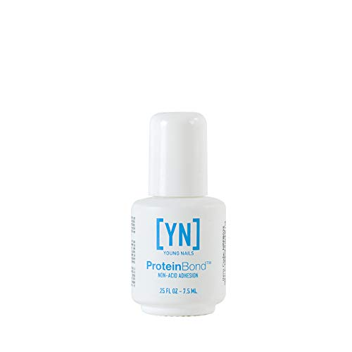 Young Nails Nail Protein Bond, Superior Bonding Primer for Acrylic and Gel