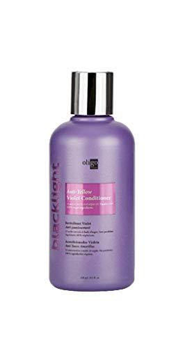 Oligo Professionnel Blacklight Violet Conditioner (8.5 oz.) Anti Yellow Toner | Bleached, White, Natural Blonde Color Protection | Vegan Friendly, Lustrous Shine