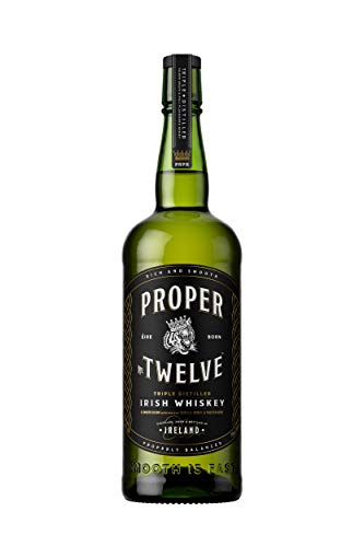 Proper No. Twelve Triple Distilled Whisky (1 x 700 ml)