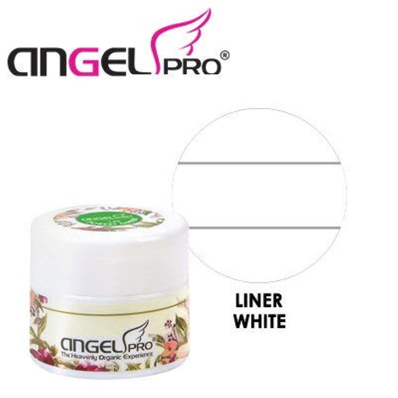 世界的に元気な製作ANGEL PRO ポットジェリー LINER WHITE 4g
