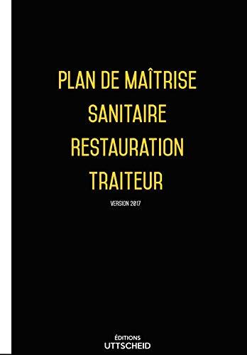 UTTSCHEID Plan de Maîtrise Sanitaire (PMS) Traiteur pré-rempli 2017