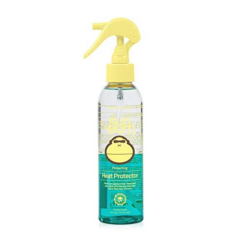 Sun Bum Heat Protector Spray | Vegan and Cruelty Free Hair Protecting Spray for All Hair Types | 6 oz