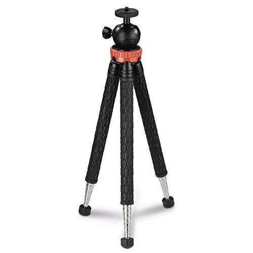 Hama Stativ Traveller Pro für Smartphone, GoPro, Kameras 105-Ball