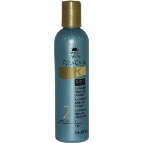 Avlon Keracare Dry and Itchy Scalp Anti-dandruff Moisturizing Conditioner, 8 Ounce by Avlon by Avlon