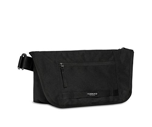 Timbuk2 Catapult Sling 1265 Damen,Herren Messenger Bag,Umhängetasche,Cross-Body Bag,cool,lässig,Hipster,Vintage,Freizeit,5l (Liter),Jet Black, OS