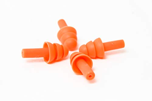 Keenhealth Reusable Silicone Ear Plugs - Perfect for...