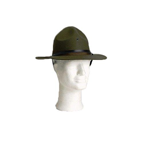 TUCUMAN AVENTURA - Sombrero Scout Instructor Cuatro Bollos