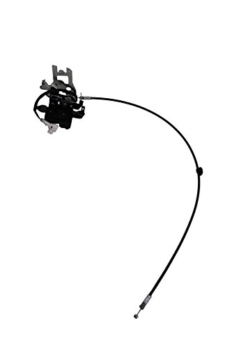 Genuine Toyota Parts - Lock Sub-Assy, Back (69301-0C010)