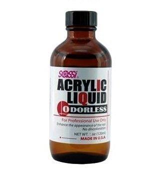 Sassi Acrylic Liquid Odorless 2 discolorati Ranking TOP1 no Professional oz Genuine Free Shipping