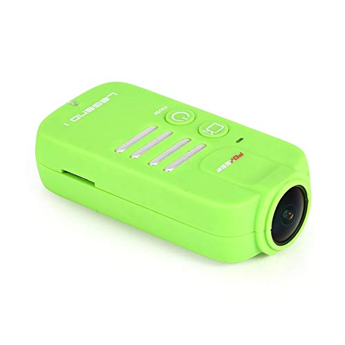 ArgoBear Foxeer Legend 1 1080P 60fps 16MP 166 ° FOV Weitwinkel-HD-Action-Sportkamera NTSC / PAL-Objektiv-Pocket-Cam für FPV RC-Racing-Drohne