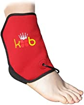 KB Basics Ankle Heating Pad for Your Sore Aching Ankle. Ideal for Tendonitis, Ankle Sprains, Arthritis and so Much More.